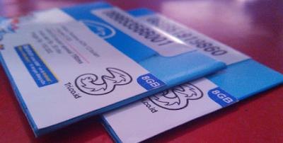 Cara Cek Kuota 3 | Sisa Paket Internet Kartu Tri 4G (Sms, Dial, Online)