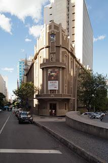 MUSEU INIMÁ DE PAULA  (ATUAL) - CINE GUARANI E CLUBE BELO HORIZONTE (ORIGINAL)