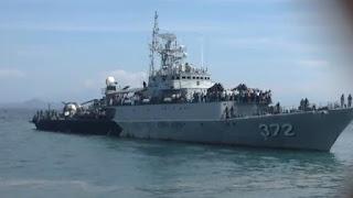 Bukan Di Torpedo tapi Lambung KRI Pati Unus Robek Tabrak Bangkai Kapal, Kata Luhut - Commando