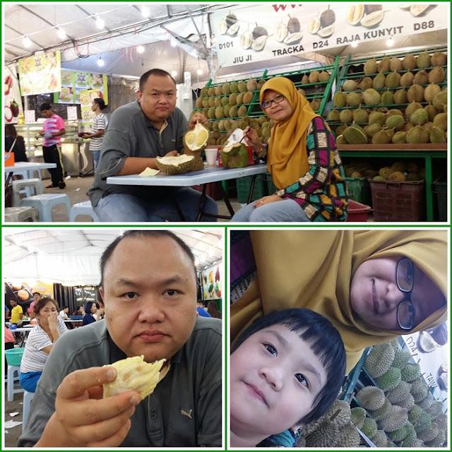 Pakej Makan Buffet Durian SS2 Petaling Jaya