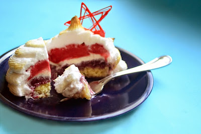 Bánh kem alaska ngon