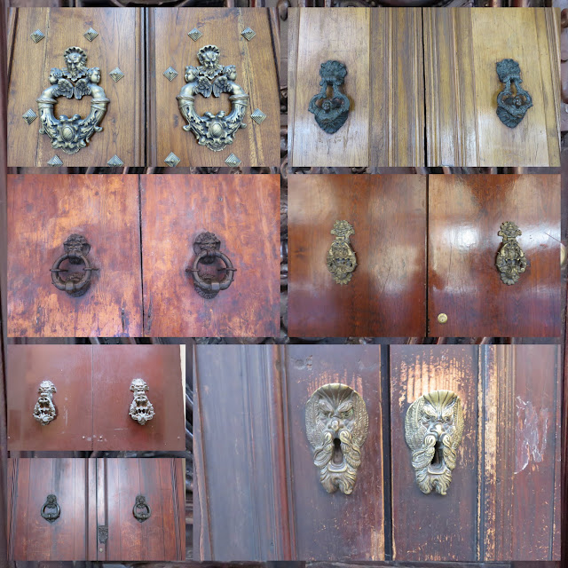 Weekend in Bologna - Door Knockers