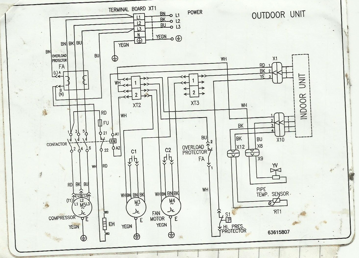 Danfoss Fridge Thermostat Wiring Diagram Carling Switches For Maneurop