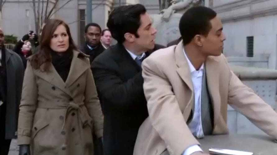 All Things Law And Order Law Order Svu Funny Valentine Recap