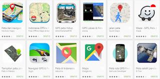 Ingin Mudik Lebaran, 6 Aplikasi Peta Terbaik Di Hp Android Ini Dapat Membantu Kamu Selama Perjalanan Mudik