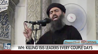 ISIS leader Abu Bakr Al-Baghdadi Reportedly Poisoned