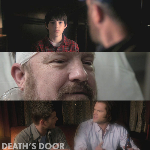 Supernatural 7x10 - Death's Door