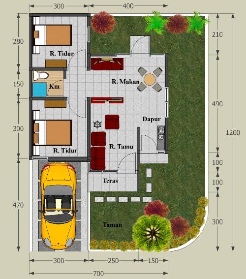 Rumah minimalis tidak memerlukan banyak waktu untuk melakukan desain. Setiap detail ruangannya akan diperhatikan dengan seksama sehingga setiap sudut dan ...