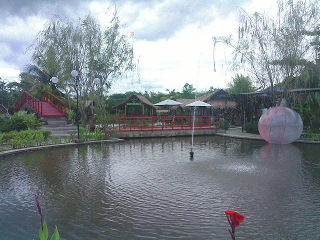 Wisata Boyolali Danau Tengah Sawah Banyudono