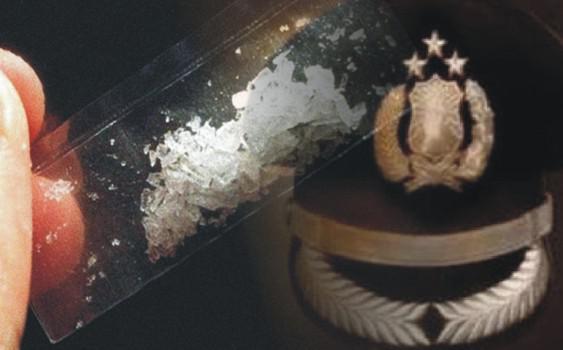 Aiptu DS Nyabu di Tengah Perang Lawan Narkoba
