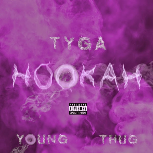 Tyga - Hookah (feat. Young Thug) - Single Cover