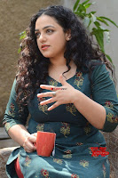 Nithya Menon promotes her latest movie in Green Tight Dress ~  Exclusive Galleries 038.jpg