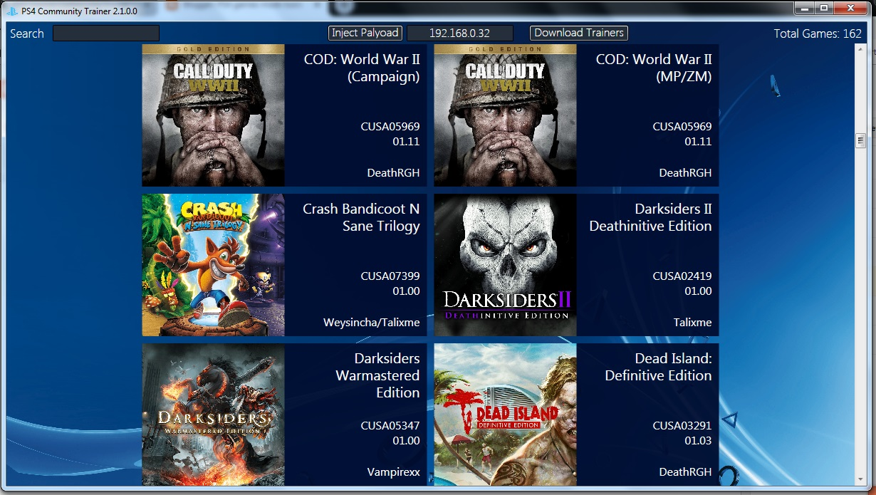 CHEAT PS4 GAMES WITH COMMUNITY TRAINER | PS4 games mods tools