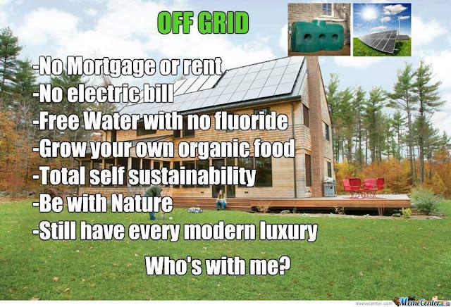 Off Grid Living