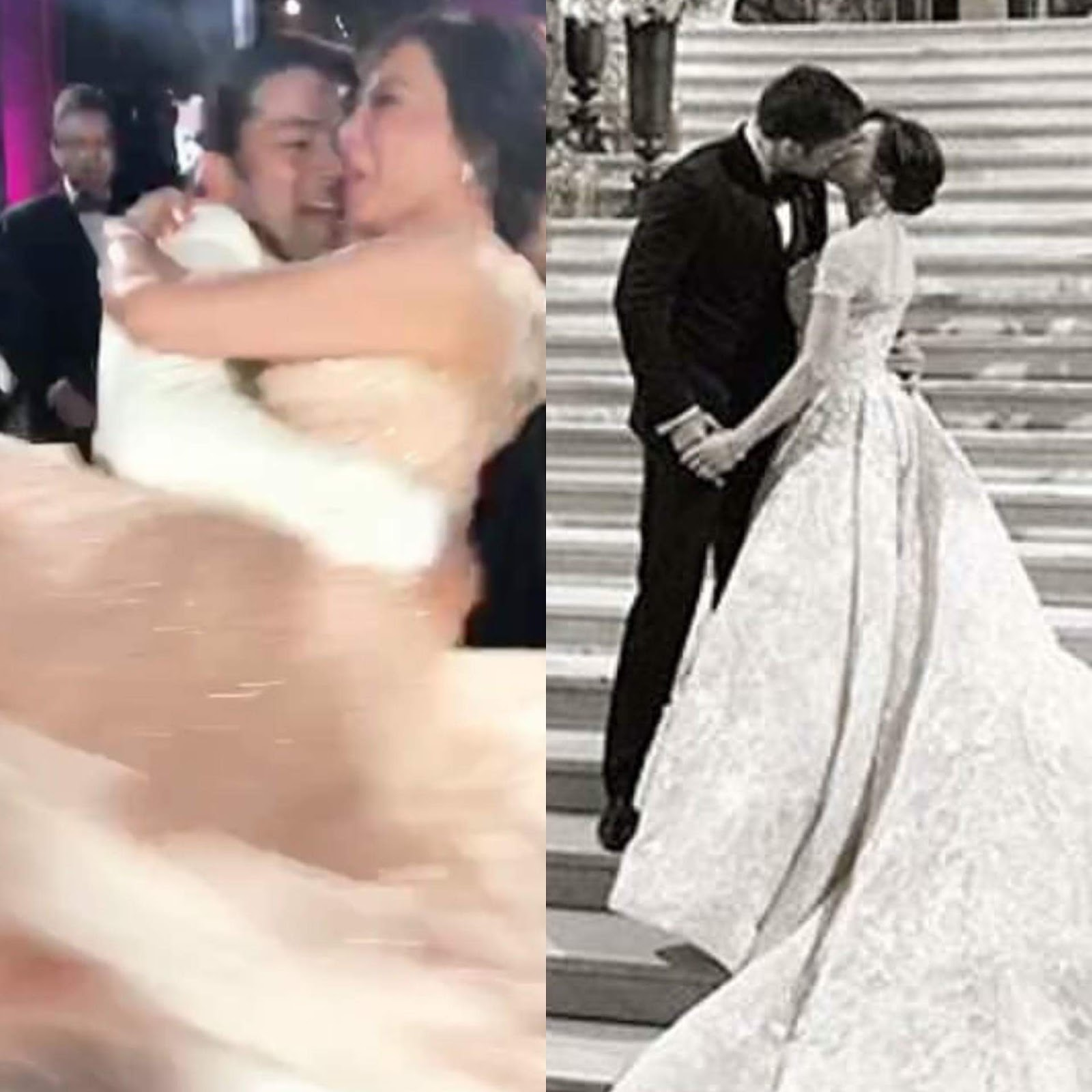 Vicki Belo and Hayden Kho Jr wedding photos