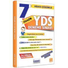 İrem YDS Video Çözümlü 7 Özgün Deneme Sınavı (2015)