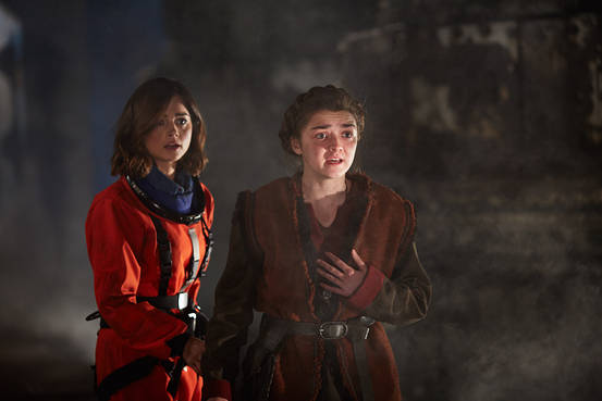 Doctor Who Ashildr