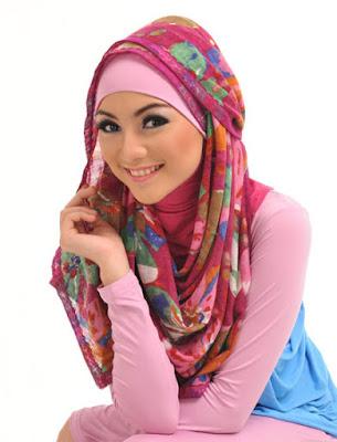 Trend Hijab Terbaru Kekinian