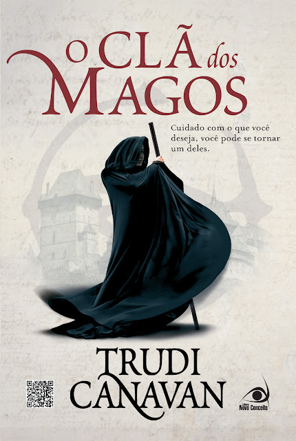 News: O Cla dos Magos,de Trudi Canavan. 9