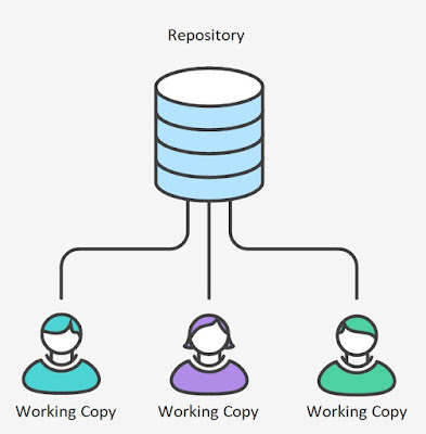 Repository and Working Copy