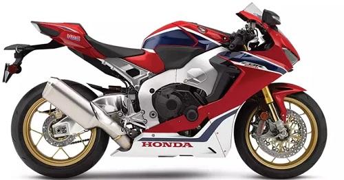 Honda CBR1000R SP