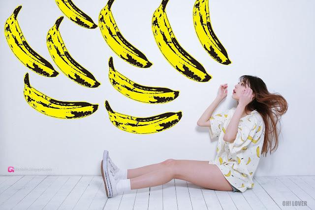 1 Kang Cho Won - Studio Collection - very cute asian girl-girlcute4u.blogspot.com