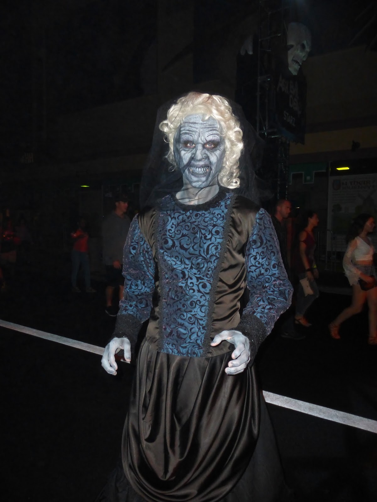 if i ran the park : halloween horror nights 27 review part 2