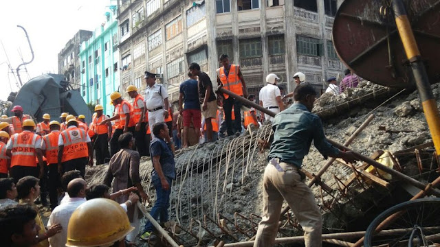 Facebook Active Safety Check After The Flyover Collapse In India