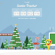 Google Map's Santa Tracker - FINDA™