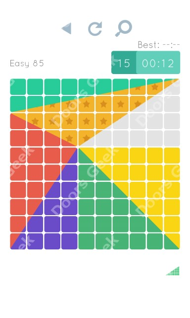 Cheats, Walkthrough for Blocks and Shapes Level 85
