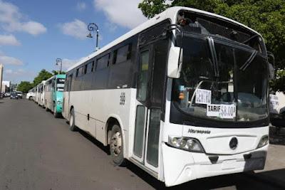 Espera Transporte que pronto mejore el servicio en Hermosillo