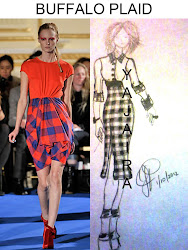 My Sketch ( Buffalo Plaid )