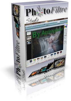PhotoFiltre Studio X 10.14.1 + Plugins Pack III - Editor de imágenes a toda prueba