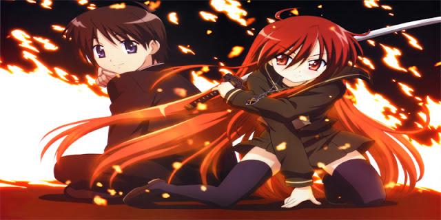 Rekomendasi Anime Romance bertemakan Fantasy loli