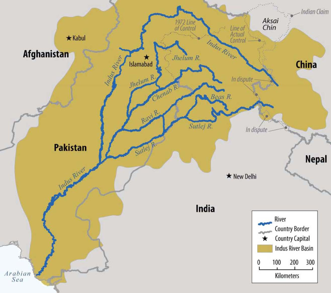 Eaglespeak India And Pakistan Water War May Go Nuclear