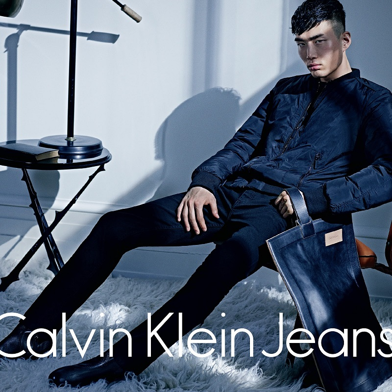 ASIAN MODELS BLOG: AD CAMPAIGN: Noma Han for Calvin Klein ...