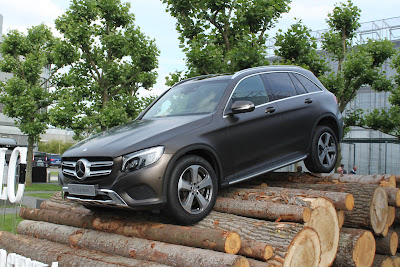 New 2016 Mercedes-Benz GLC SUV HD image