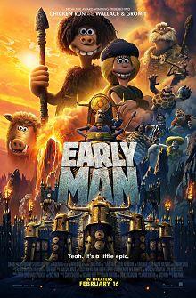 Sinopsis pemain genre Film Early Man (2018)