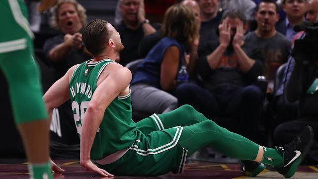 Gordon Hayward dari Boston Celtics Cedera Pergelangan Kaki Retak Pada Pembuka Musim