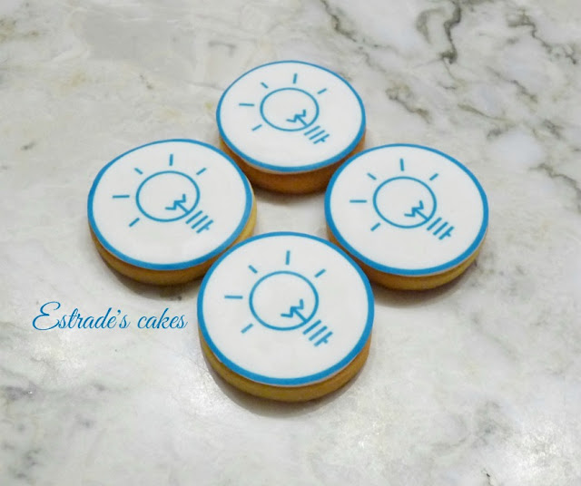 galletas de SAG con papel comestible 5