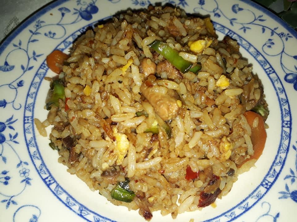 Resepi Nasi Goreng Ikan Sardin Yang Mudah dan Sedap - Nothing Coincidence