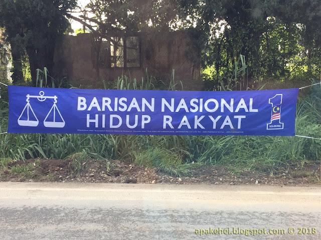 Barisan Nasional (BN) PRU14