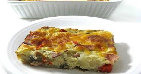 Super Easy Low Calorie Breakfast Quiche Smartpoints 4