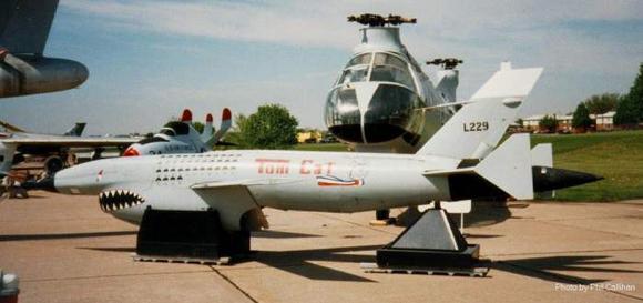 Drone usados en la guerra de Vietnam
