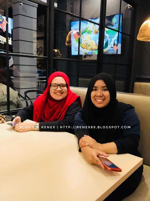 Review makan di Asiana Signature By Row Six Temerloh Pahang Tempat makan best di Temerloh