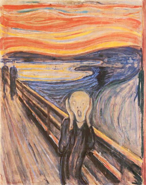 Edward Munch Çığlık
