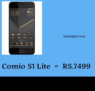 Comio S1 Lite Full Specification