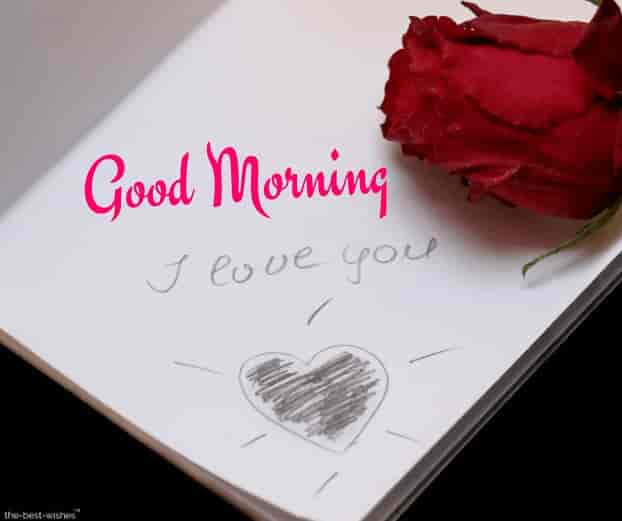 i love you good morning picture