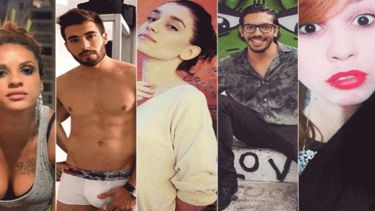 Cinco jovens vão abrir seus apps de pegação e a MTV vai acompanhar tudo de perto!