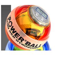 Un boule gyroscopique pour renforcer tout le bras